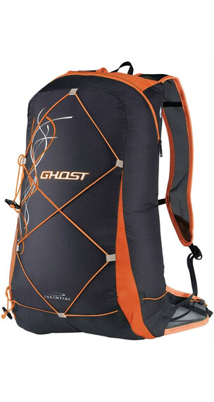 Camp Ghost Black/Orange